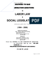 _Labor Law and Social Legislation Suggested Answers