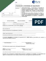 f. Postulacion Actividad Capacitacion