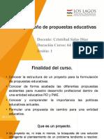 Clase Ppt Gestion y Diseño de Proyecto