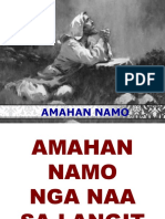 Amahan Namo (Dumlao)