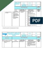45127915 JSA for Demobilization Works