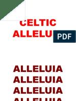 Alleluia Celtic (Bisaya)