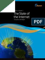 Akamai State of the Internet Q1-2010