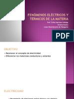 Electricidad Clase 1