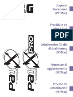 Pa1X Upgrade Procedures EFGIS