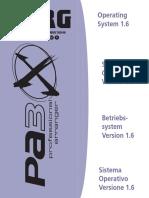 Pa3X 1.62 Upgrade Manual (EFGI)
