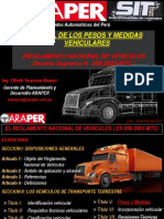 Expo ARAPER-control Pesos y Medidas Vehiculares-SIT 2013