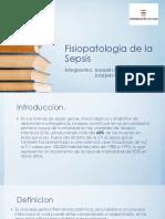 Fisiopatologia de La Sepsis