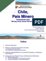 Chile Mining Cartagena