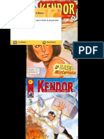 Kendor 002 La Base Misteriosa
