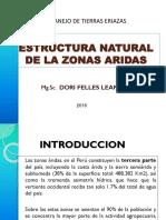 Estructura de Zonas Aridas