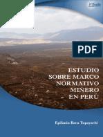 Estudio sobre marco normativo minero en el Perú (1).pdf