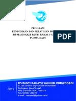7. Sk & Program Pendidikan Dan Pelatihan - Final Cetak 31 Agustus 2015