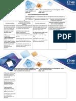 Guía Actividades y Rúbrica de Evaluación - Trabajo Final