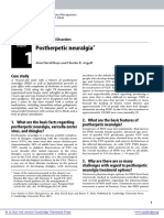 Postherpetic Neuralgia