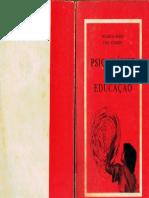 Wilhelm Reich - Vera Schmidt - Psicanálise e Educação - J Bragança - 253p