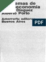 DIEGUEZ, Hector PORTO Alberto Problemas de Microeconomia