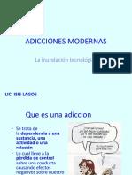 ADICCIONES MODERNAS