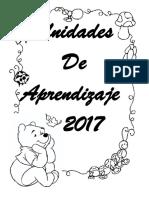 Unidades de Aprendizaje 2017