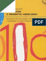 100 Testow z Gramatyki Angielskiej (Henryk Krzyzanowski
