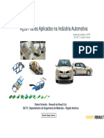 Aços Planos Para Indústria Automotiva- UFPR-2017 Sidnei