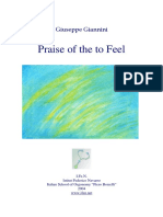 Praise of the to Feel