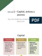 Tema 2 - Capital, Activos y Pasivos - Copia