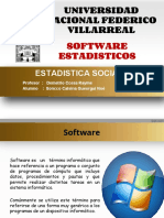 Software Estadistico