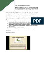 Taller 4 Analisis de Razones Financieras