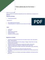 Práctica Final Mercadotecnia de Servicios