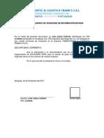 DECLARACIÓN JURADA DE VERACIDAD DE INFORMACIÓN - ivan loayza.pdf