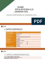 SILABO(1) informactica aplicada a ala ingenieria civil