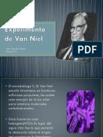 Experimento de Van Niel