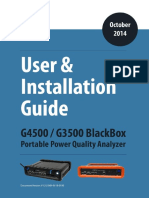 SMX 0618 0100 Portable BLACKBOX User Installation Manual V1.3 b