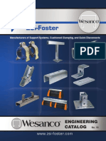 Wesanco Engineering Catalog 2016