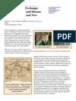 the columbian exchange article 1