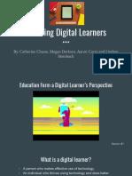 teaching digital learners