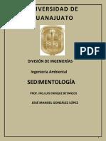 REPASO CLASE Sedimentologia