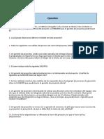 Examen PMP 200 Preguntas
