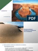 GY1.3 Procesos Internos Externos en La Generacion de Los Sedimentos