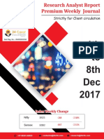 Derivative Weekly Journal-4th to 8th December 2017