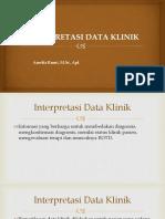 04. Interpretasi Data Klinik