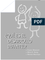 AC12. Lectura Que Es El Desarrollo Infantil