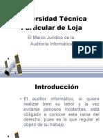 Marco Jurdico de La Auditora Informtica 1209480940149872 8