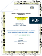 MONOGRAFIA - Investigacion Formativa II UNIDAD