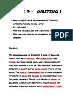 Basic 7 Writing 1 Sample 24934 0