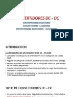 Convertidores Dc - Dc