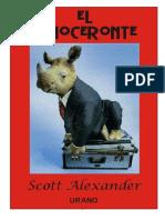 El Rinoceronte- -Scott Alexander
