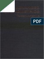 Advanced Econometrics - 1985 - 1era Edición - Amemiya