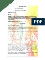 Inventario Breve de Síntomas (Bsi) f